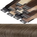 Tape In Extensions 30 cm Virgin Echthaar Goldbraun